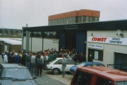Clarendon Centre - May 1991