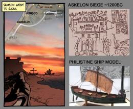 samson goes to Gaza